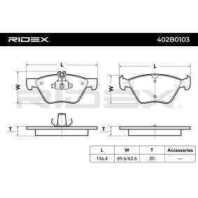 RIDEX 402B0103 günstig