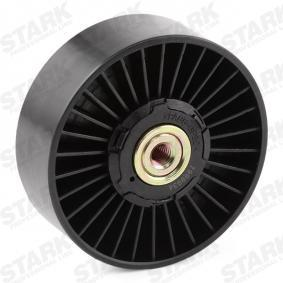 STARK SKTP-0600039 Spannrolle, Keilrippenriemen OEM - VX028145278EVX FORD, VW, VAG, FORD USA, AUTOTEAM günstig