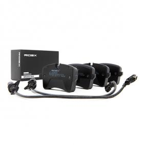 4H0698451M pour VOLKSWAGEN, AUDI, SEAT, SKODA, Kit de plaquettes de frein, frein à disque RIDEX (402B0554) Boutique en ligne