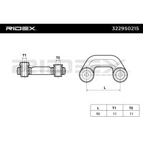 RIDEX 3229S0215