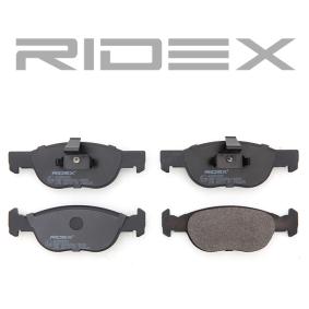 RIDEX Brake fluid reservoir 402B0285