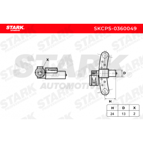 STARK Motorelektrik (SKCPS-0360049)