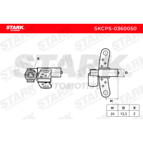 Scénic I (JA0/1_, FA0_) STARK Motorelektrik SKCPS-0360050