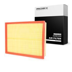 Luftfiltereinsatz 8A0067 RIDEX