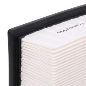 RIDEX Vzduchovy filtr (8A0136)