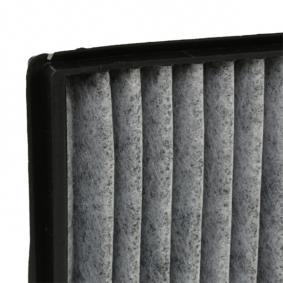 Innenraumfilter RIDEX (424I0011) für BMW 1er Preise