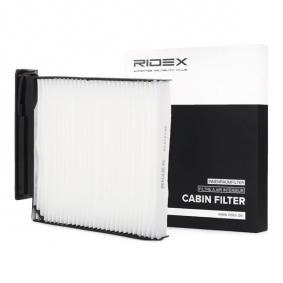 Pollenfilter 424I0245 RIDEX