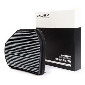 RIDEX Filter, Innenraumluft B66809901 für MERCEDES-BENZ, CHRYSLER bestellen