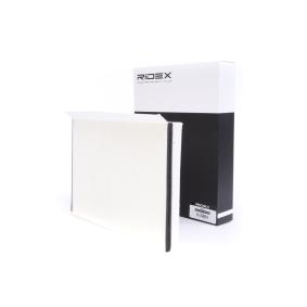 RIDEX Filter, Innenraumluft A9068300218 für VW, MERCEDES-BENZ, DODGE, MAYBACH bestellen