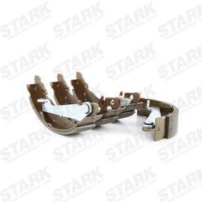867609527 für VW, AUDI, SKODA, SEAT, VAUXHALL, Bremsbackensatz STARK (SKBS-0450059) Online-Shop
