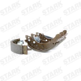 STARK SKBS-0450059 Bremsbackensatz OEM - 867609527 AUDI, SEAT, SKODA, VAUXHALL, VW, VAG, LEMFÖRDER, A.B.S., OEMparts günstig