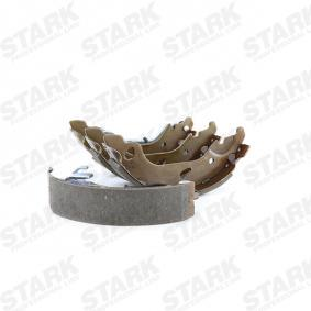 PUNTO (188) STARK Drum brake shoe support pads SKBS-0450072