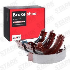 7701205339 für RENAULT, RENAULT TRUCKS, Bromsbackar, sats STARK(SKBS-0450189) Webbaffär