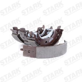 PUNTO (188) STARK Drum brake shoe support pads SKBS-0450192