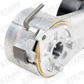 Belt tensioner, v-ribbed belt (SKTP-0600057) producer STARK for FIAT PUNTO (188) year of manufacture 09/1999, 80 HP Online Shop