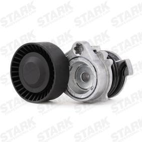 STARK SKTP-0600083 Spannrolle, Keilrippenriemen OEM - 11287512758 BMW, BILSTEIN, AC, MINI, BMW (BRILLIANCE), Metalcaucho, ÜRO Parts günstig