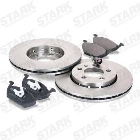 STARK SKBK-1090002 Bremsensatz, Scheibenbremse OEM - JZW615301N AUDI, SEAT, SKODA, VW, VAG günstig