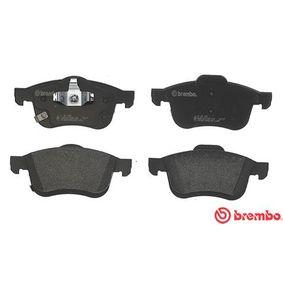 BREMBO Bremsbelagsatz, Scheibenbremse 77366915 für FIAT, ALFA ROMEO, LANCIA bestellen
