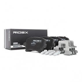 RIDEX Kühlwasserabdichtung 402B0559 für VW TOURAN 1.9 TDI 105 PS kaufen