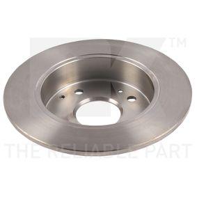 HONDA ACCORD 2.0 TDi 105 CV año de fabricación 12.1999 - Válvulas (202668) NK Tienda online