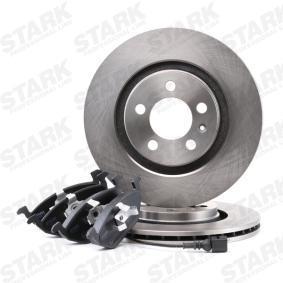 STARK SKBK-1090006 Bremsensatz, Scheibenbremse OEM - 8Z0698151A AUDI, SEAT, SKODA, VW, VAG, TRW, FRIGAIR, REMSA, JAPANPARTS, VAICO günstig