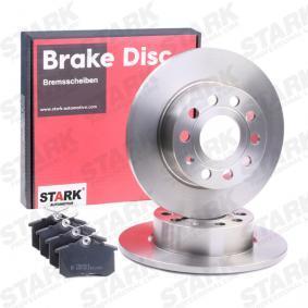 410606678R für VW, RENAULT, RENAULT TRUCKS, SANTANA, Bremsensatz, Scheibenbremse STARK (SKBK-1090010) Online-Shop