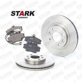 STARK Bremsscheiben und Beläge SKBK-1090016