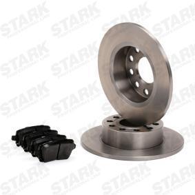 STARK Brzdové destičky a kotouče (SKBK-1090022)
