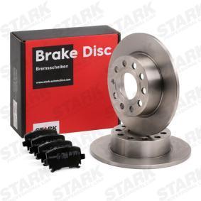 4F0698451D für VW, AUDI, SKODA, SEAT, HONDA, Bremsensatz, Scheibenbremse STARK (SKBK-1090022) Online-Shop
