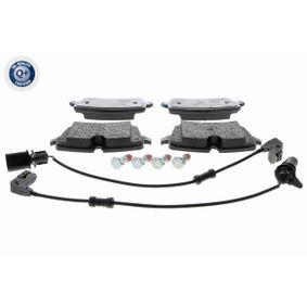 Kit de plaquettes de frein, frein à disque VAICO Art.No - V10-1024 OEM: 4G0698451K pour VOLKSWAGEN, AUDI, PORSCHE récuperer