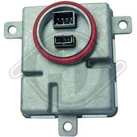 Vorschaltgerät, Gasentladungslampe DIEDERICHS Art.No - 2206286 OEM: 4G0941006 für VW, AUDI kaufen
