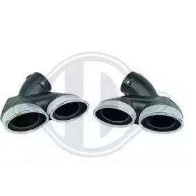 Exhaust Tip for cars from DIEDERICHS: order online