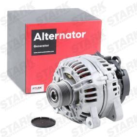 71733552 für FIAT, PEUGEOT, SUZUKI, ALFA ROMEO, LANCIA, Generator STARK (SKGN-0320046) Online-Shop