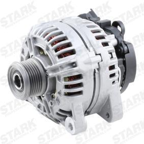 STARK SKGN-0320046 Generator OEM - 5702E3 CITROËN, PEUGEOT, CITROËN/PEUGEOT, INA, ERA, LUCAS ENGINE DRIVE, GFQ - GF Quality günstig
