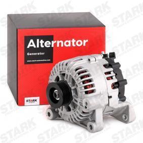 1 Schrägheck (E87) STARK Startergenerator SKGN-0320065