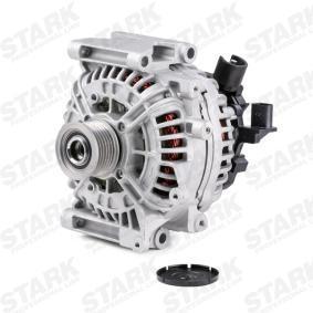 STARK SKGN-0320074 Generator OEM - 0121549802 MERCEDES-BENZ, BOSCH, EVOBUS, SMART, INA, ERA Benelux, ERA, LUCAS ENGINE DRIVE, AINDE, MOBILETRON, GFQ - GF Quality günstig