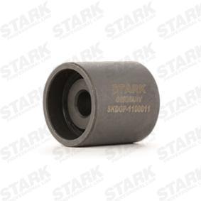 STARK SKDGP-1100011 Umlenkrolle Zahnriemen OEM - 95510524401 FIAT, PORSCHE, VAG, FEBI BILSTEIN günstig