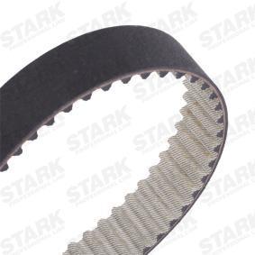 STARK Комплект ангренажен ремък (SKTBK-0760005)