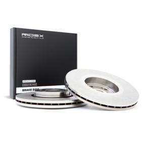 8671016878 für RENAULT, Bremsscheibe RIDEX (82B0304) Online-Shop