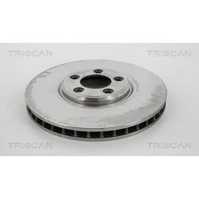 TRISCAN Bremsscheibe 321615301D für VW, AUDI, FORD, FIAT, SKODA bestellen