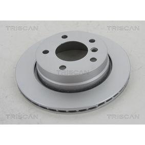 Bremsscheibe TRISCAN Art.No - 8120 11132C OEM: 34211165211 für BMW, MINI kaufen