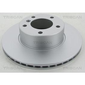 Bremsscheibe TRISCAN Art.No - 8120 11133C OEM: 34111164839 für BMW, MINI kaufen