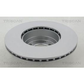 TRISCAN Bremsscheibe 34111164839 für BMW, MINI bestellen
