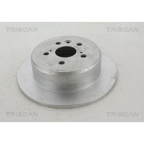 Disque de frein TRISCAN Art.No - 8120 13126C récuperer