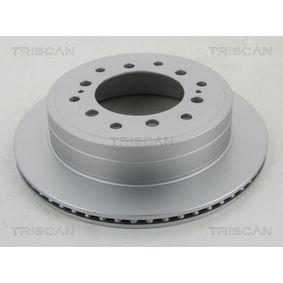 Disque de frein TRISCAN Art.No - 8120 13198C récuperer