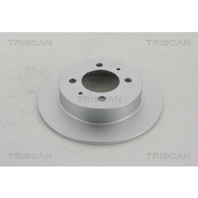 Bremsscheibe TRISCAN Art.No - 8120 14137C OEM: 4320658Y02 für NISSAN, INFINITI kaufen