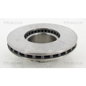 TRISCAN Bremsscheibe 6684210112 für MERCEDES-BENZ, MAN bestellen