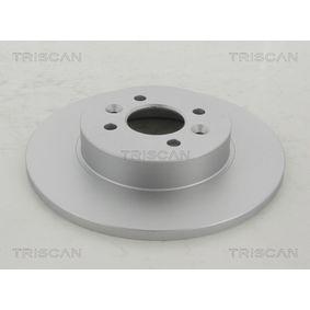 Bremsscheibe TRISCAN Art.No - 8120 25137C kaufen