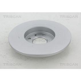 TRISCAN Bremsscheibe 402065345R für RENAULT, FIAT, DACIA bestellen