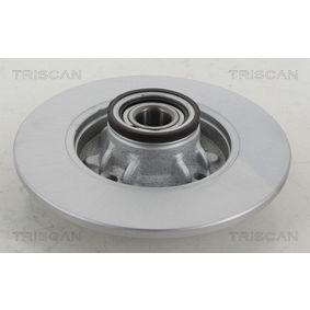 TRISCAN Bremsscheibe 424965 für PEUGEOT, CITROЁN, DS bestellen